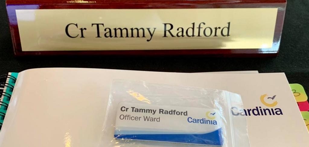 Cr Tammy Radford